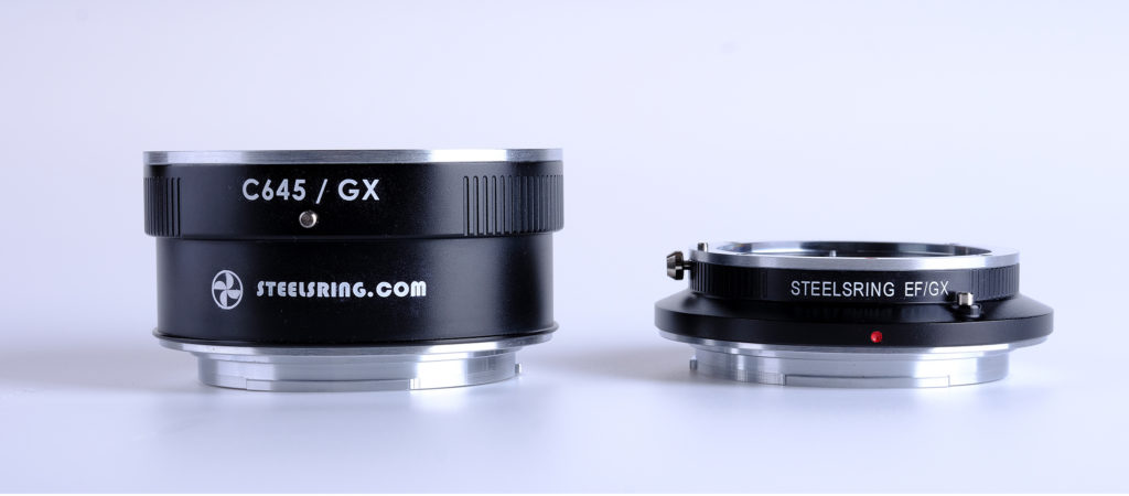 steelsrings gfx adapter